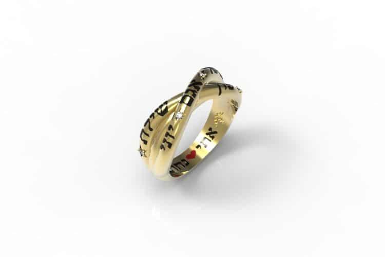<h3>טבעת עם שם בתל אביב</h3>