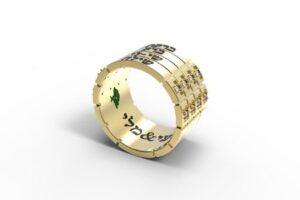 טבעת חותם לנשים