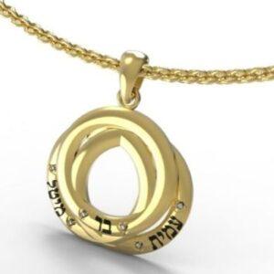 המדריך המלא לרכישת שרשרת שם זהב בהתאמה אישית