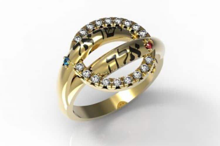 <h3>טבעת חותם לאישה</h3>