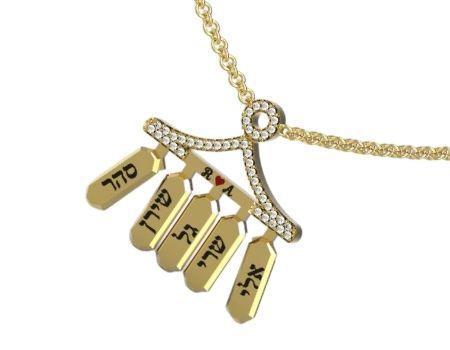 שרשרת עם שם הילד תכשיטי שמות טבעת עם שם טבעות שמות טבעת עם שמות הילדים